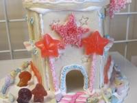 Lollipop - Stars, Pearls - Blue, Sparkling Sugar - Pink, ,Butterflies - Pastel