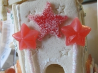 Lollipop Stars, Stars Gummy, Sparkling Sugar White
