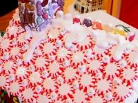 Stars - Red & White, Chocolate Rocks - Aggregate