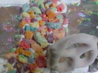 Pretzels - Yogurt Covered, Fruity Pebbles
