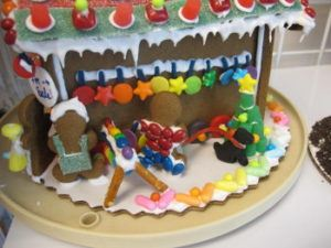 Cake Decorating History : Gingerbread House History Gingerbread Traditions